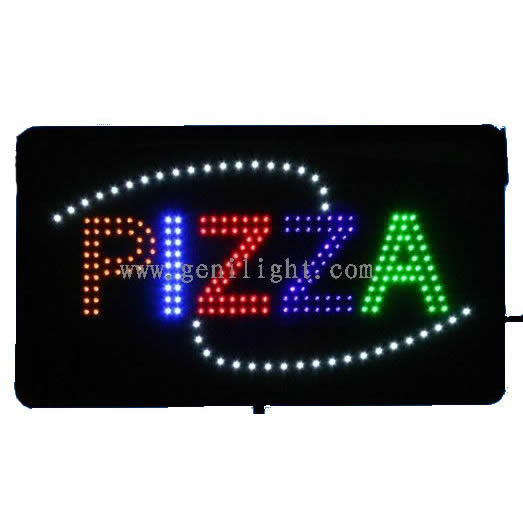 22*13 inch LED sign 007