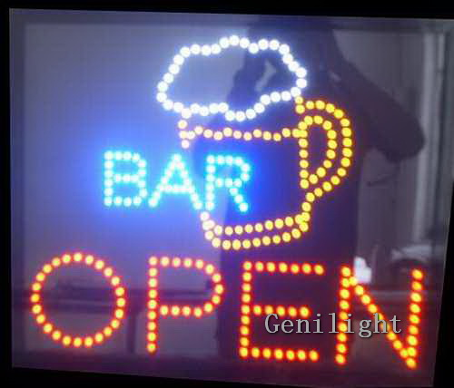 53*45cm LED Sign
