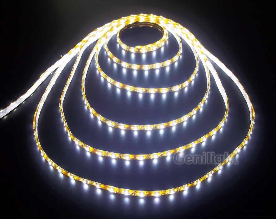 Waterproof  LED Flexible Strip Lighting