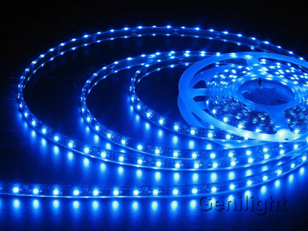 Not Waterproof or Waterproof of LED Strip Lamp