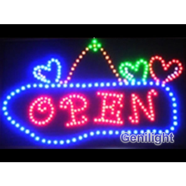 LED Shop Sign