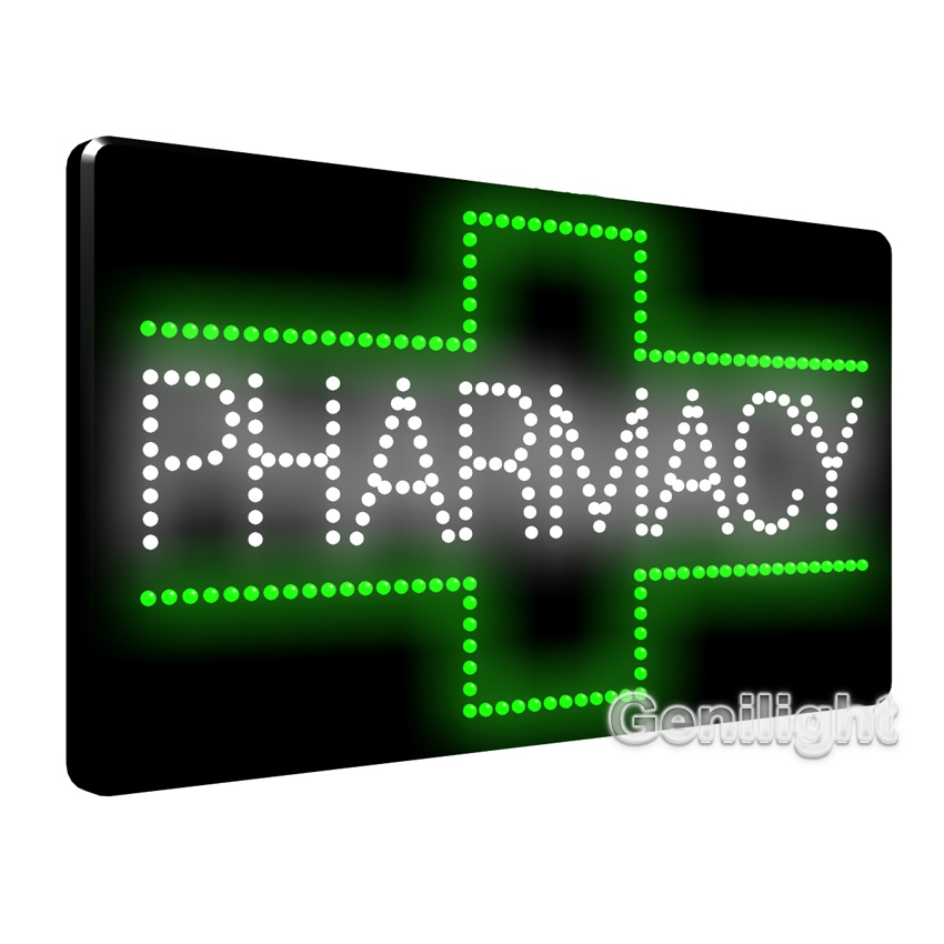 LED Signs Pharmacy