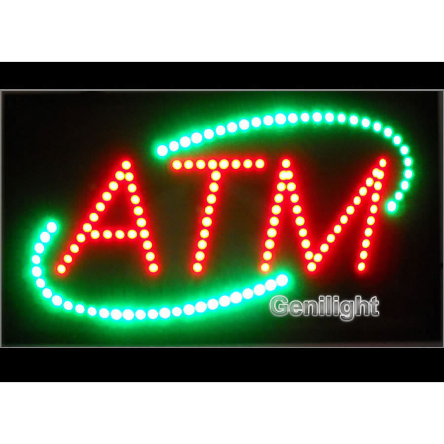 LED Light Sign