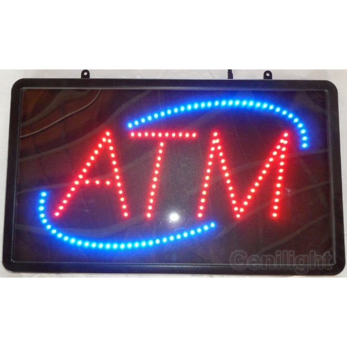 acrylic led sign