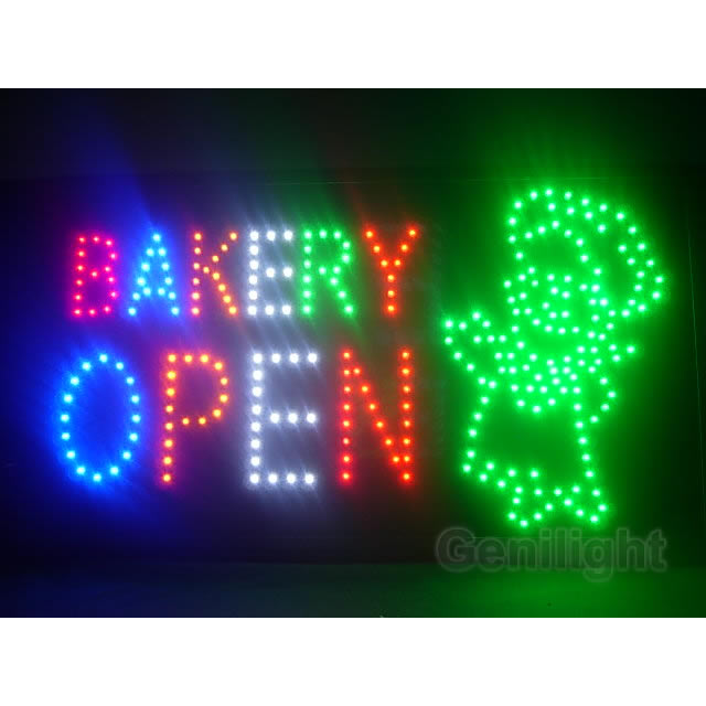 Small LED Sign